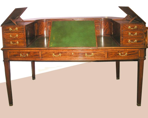 Carlton House Desk - Design From Historic record - HD2203