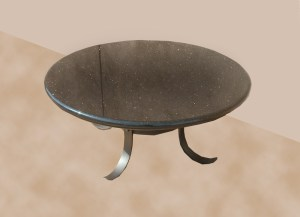 Table Iron/ Stone - Design From Historic Record -  HRS890