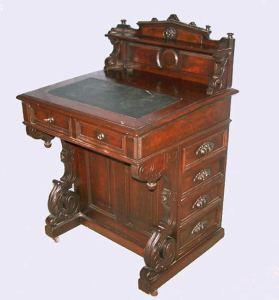 Captain Desk - Custom Davenport Desk Designs -  HD390
