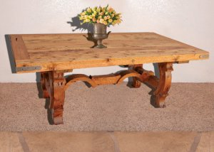 Table - Muncaster Castle Style 13th Cen England - SPT4000