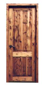 Handmade Door - Barnard Castle Style 12th Century - 4510RP