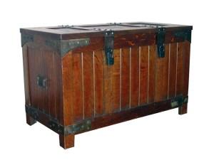 Coffee Table Chest - Craftsman Chest Original Craft  - BC889