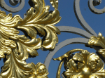 Gates Gold Gilded - Design From Historic Record - GGG777