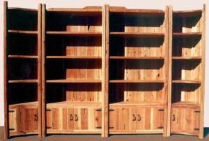 Bookcase - Custom Display Cabinets - SWBS181A