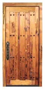 Door - Castle Roche Style 12th Cen England - 5008RP