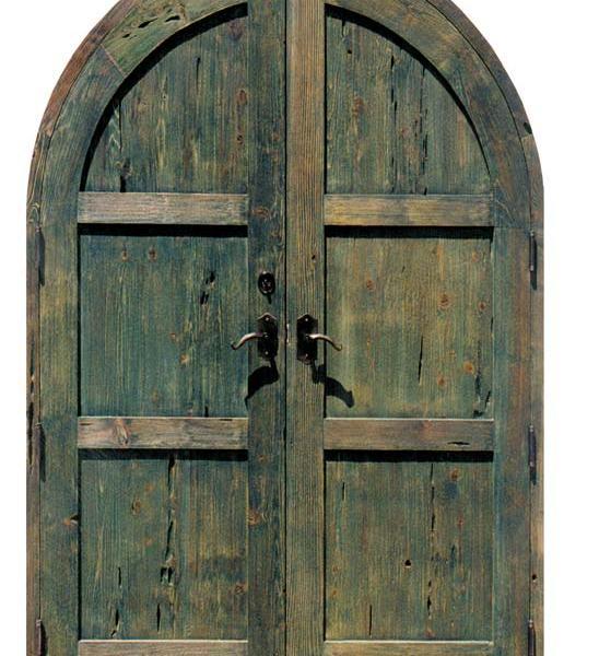 Entry Double Doors - Chateaux de Lastours  - 2308AT