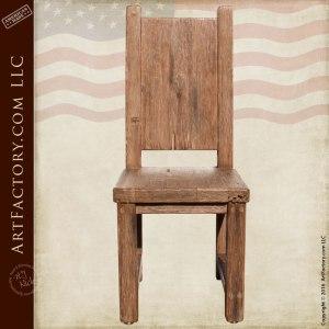Manor House Dining Chairs - Custom Hand Made - MHS789