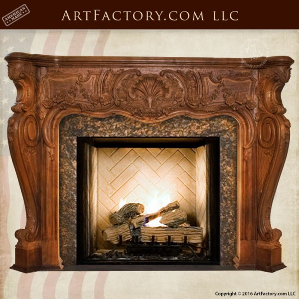 master hand carved fireplace mantel custom fireplace mantels