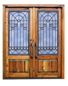 Entry Doors - Basilica di Fontanellato 15th Cen Italy - 4011WI