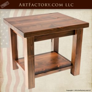 Plain and Simple Solid Wood Table, Custom Furniture - ETPS700