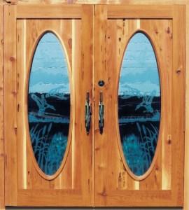 Doors - Schloss Nymphenburg 17th Cen Bavaria - 6015GP