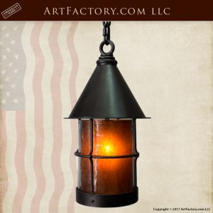 Medieval Lantern Custom Iron Lighting - LP716