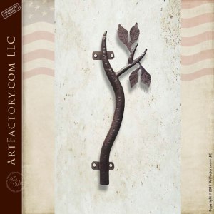 Door Pull - Chateau Style Branch - HH011
