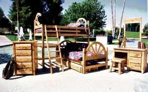 Bedroom Furniture - Western Bedroom Furniture - CBBS623