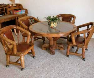 Dining Chair - Cabin Dining Tables Chairs - MLGT538