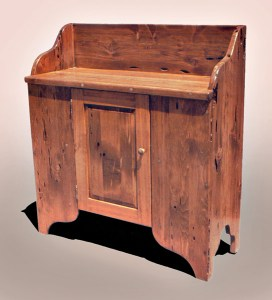 Dry Sink - Cabinetry 13th Cen - CFB368