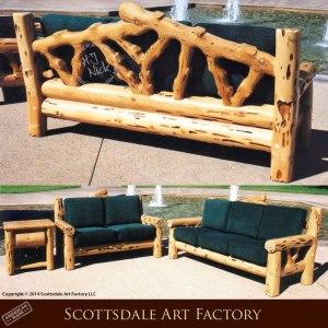 Sofa - Lodge - By American Master Craftsman Since 1913-  MLC520