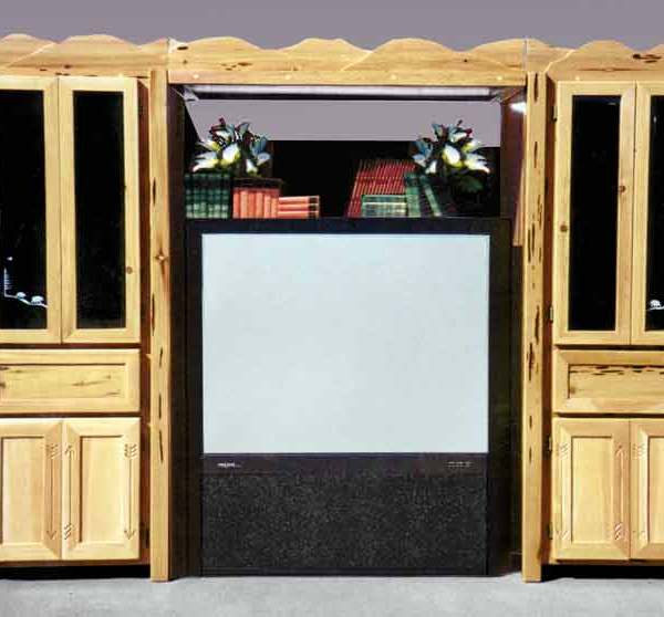 Entertainment Center - Made In America Since 1913 - MLEC568