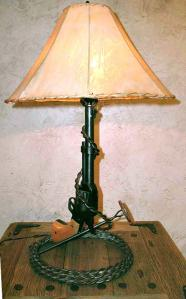 Table Lamp Colt 45 - Western Table Lamp - LT611