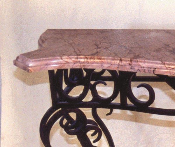 Hall Table Marble U2013 Stone 13th Cen SPST492