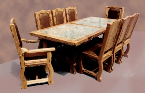 Dining Table - Western Dining Table - SPT418