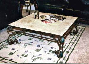 Marble Coffee Table - Designed From Antiquity - CFET374