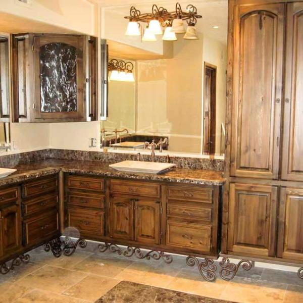 Bath Room - High End Designer Cabinets  - BATH2800