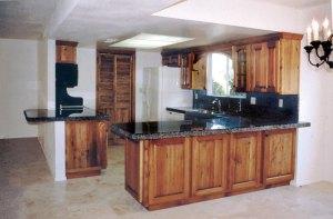Custom Solid Wood Kitchen Cabinets/ Granite  KIT976