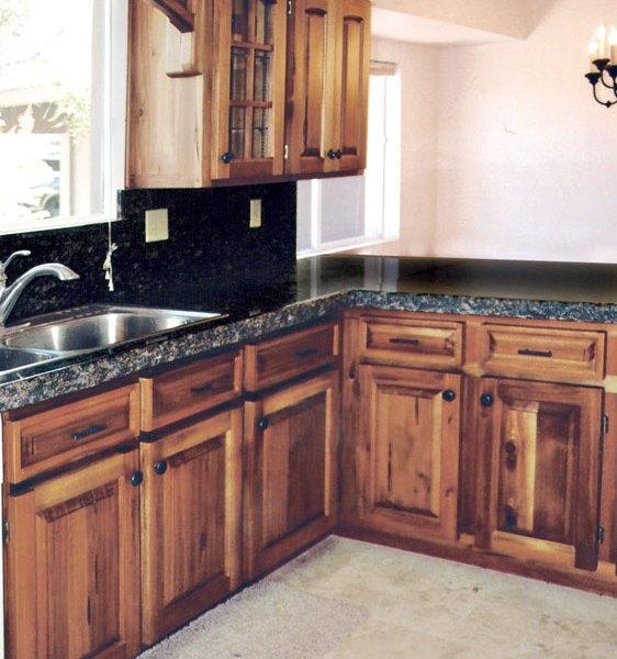 Custom Kitchen Cabinet  KIT978