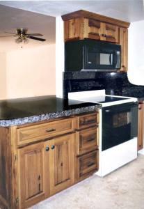 Custom Kitchen Cabinet  KIT977
