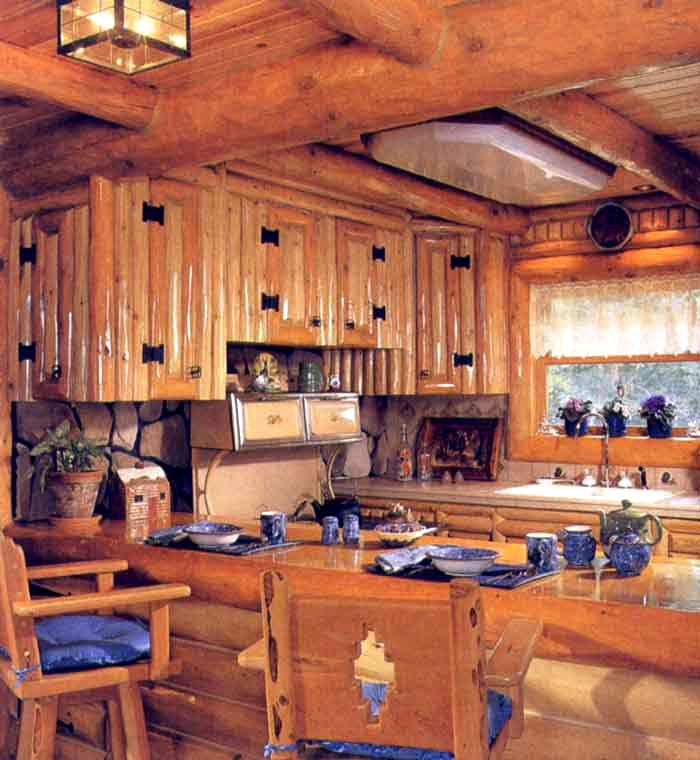 Awesome ... Custom Kitchen Cabinets   Cabin Cabinets   CH2055