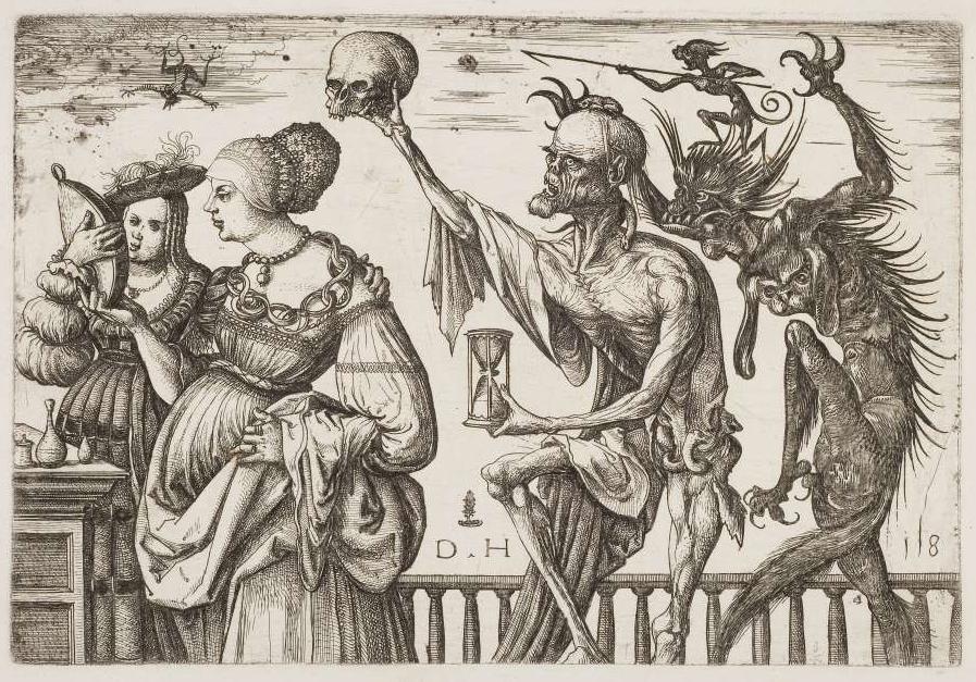 Resultado de imagen de classic art dead image 1700