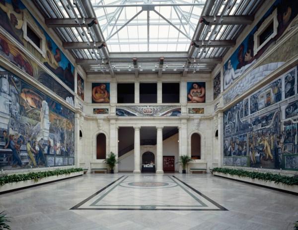 Rivera Detroit Institute of Art