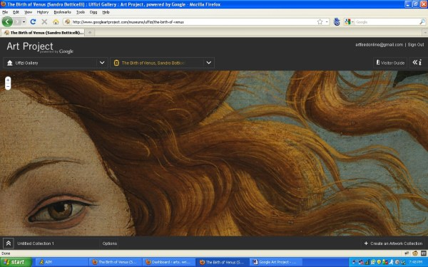 Google Art Project Paintings