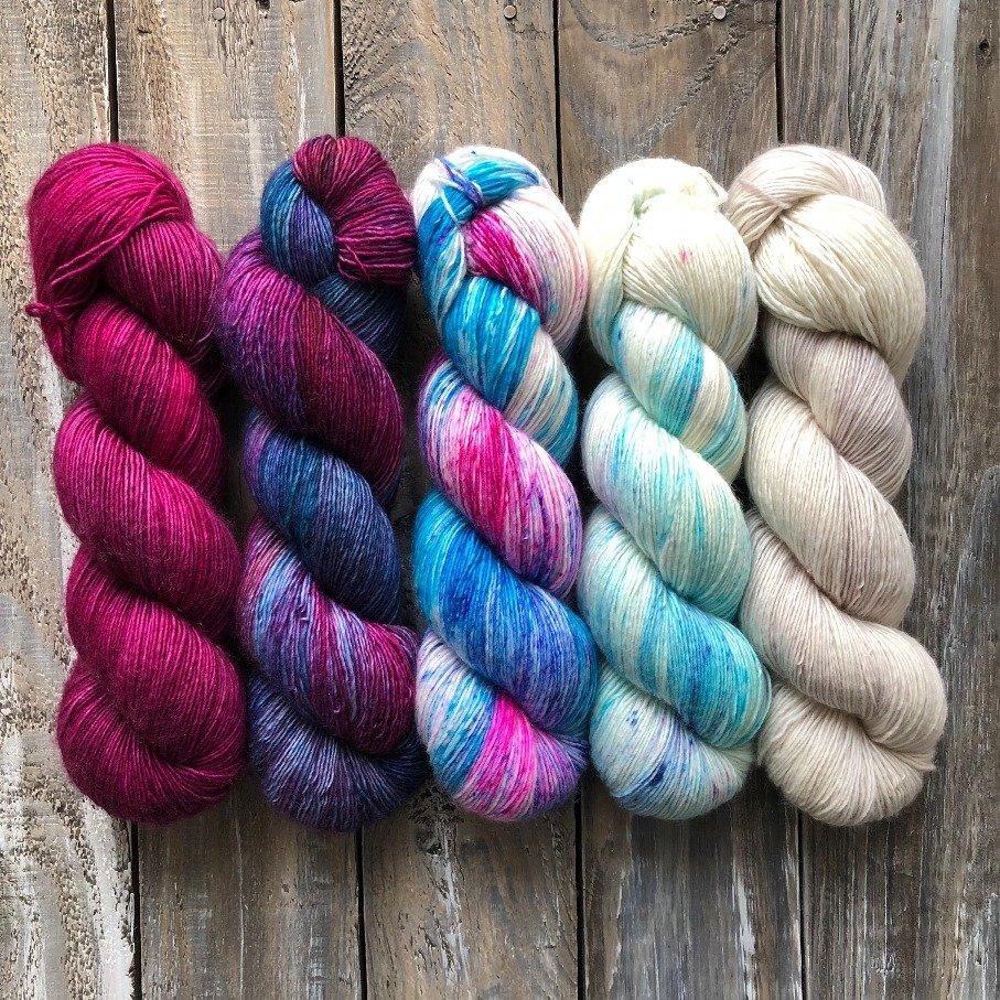Fading Yarn Set – Soulmate