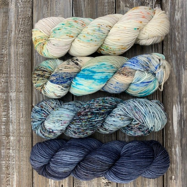 Awe – Yarn Kit – For Spector Sweater Or Any Fade Sweater