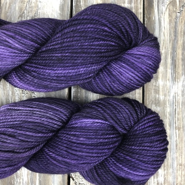 SWEATER -Purple Rain