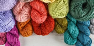 wool yarn for knitting in Montreal