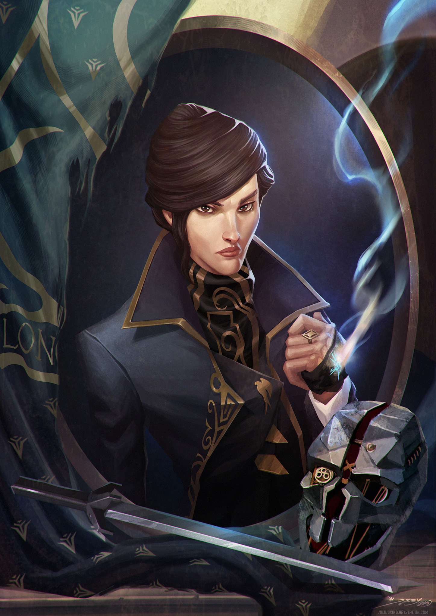 dishonored 2 art id