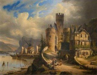 castle fantasy alphacoders
