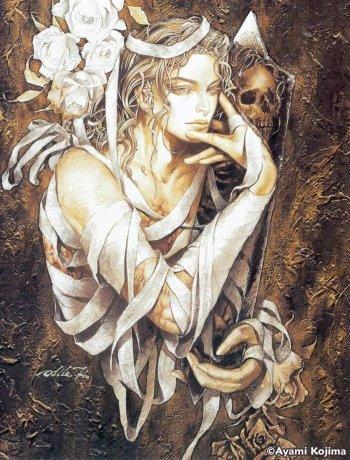 Anime Fallen Angel Wallpaper 32 Ayami Kojima Art Art Abyss