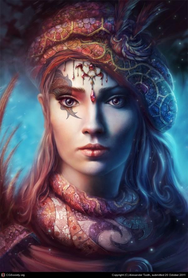 Gypsy Art - Id 21625