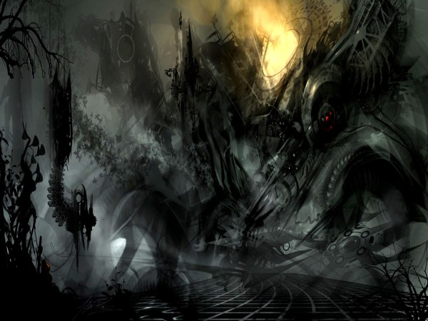 Darkness Conquers Art - Id 28077 Abyss