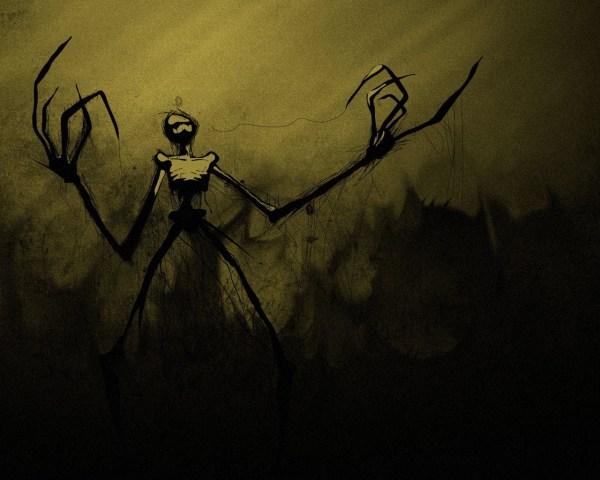 Creepy Art - Id 34610 Abyss