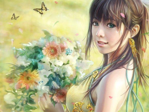 Cg Girl Art - Id 38832 Abyss