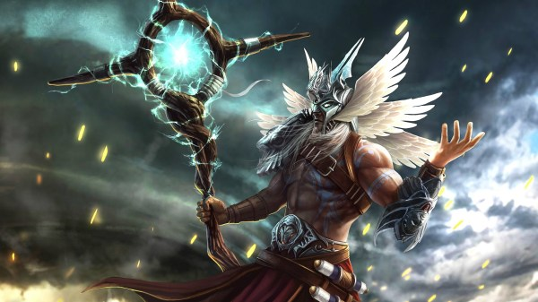 Warrior Art - Id 44364 Abyss