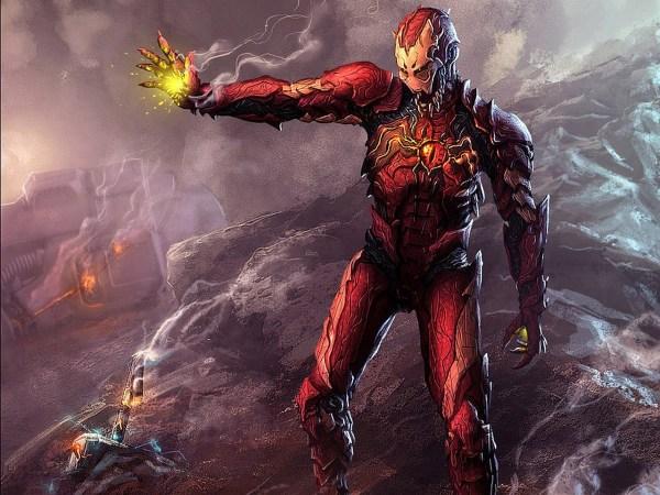 Iron Man Art - Id 49161 Abyss