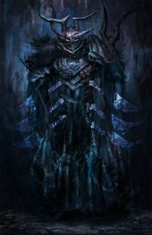 dark warrior art - id 57100