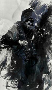 Creepy Art - Id 65778 Abyss