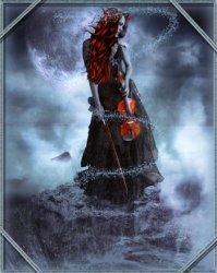 1 Fantasy Art / dark goth Art Art Abyss